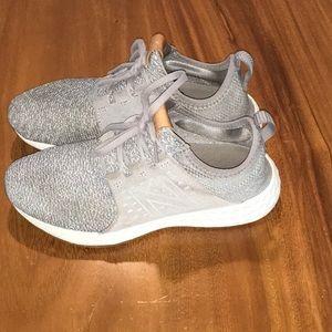 New Balance Shoes - New Balance Grey Foam Sneakers